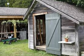 perfect potting shed