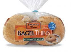 thomas bagel thins bagels make over