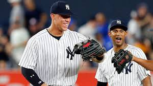 Aaron Judge or Aaron Hicks? That is the rightfield question for ...