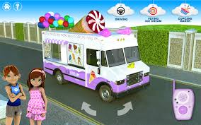 Amazon.com: Kids Vehicles 2: Amazing Ice Cream Truck Adventure (Cupcake  Maker, Counting Coins, Learning Colors, Fireworks and More) - Fun  Interactive Games with Alex & Dora for Toddlers and Preschool Explorers and