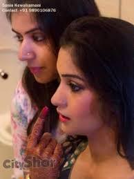 bridal makeup artists in pune