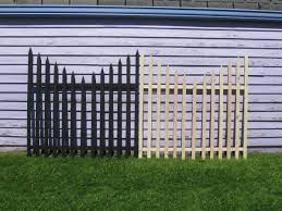 20 Graveyard Fence Halloween Fence Halloween Yard Decorations Halloween Yard