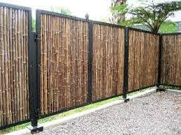 Bamboo Fence Canada Google Search Bamboo Fence Fence Design Bamboo Privacy Fence