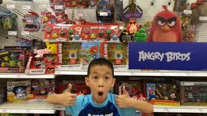 THE ANGRY BIRDS MOVIE 2 - TOY HUNT at Target - YouTube