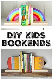 Need An Easy Gift Idea For Kids That You Can Make From One 1x6x6 Board How About A Pair Of Bookends With A Wood Projects For Kids Kids Bookends Diy Bookends