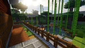Japanese Fortress Update Minecraft Amino