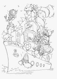 Damen Illustraties Presenteert Sinterklaas