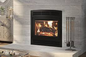 see through fireplaces that warm