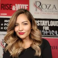 Roza Calderon 2018