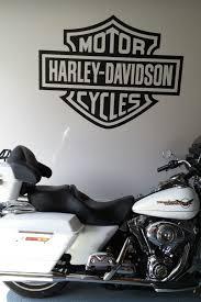 Harleydavidson Walldecal Walldecor Wallsticker Motorcycles Harley Davidson Logo Harley Davidson Harley
