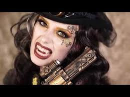 steunk eye makeup tutorial