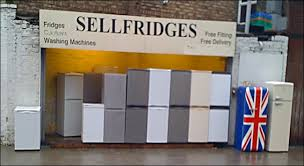 Funny shop names that spoof Selfridges department store in London