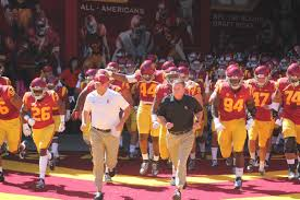 USC Football releases depth chart ahead ...
