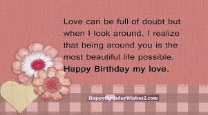 happy birthday wishes text messages quotes for boyfriend bf