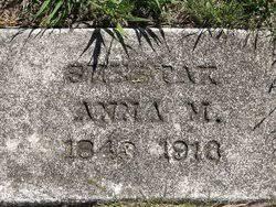 Anna M. Postranecky Shestak (1842-1916) - Find A Grave Memorial