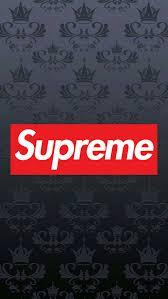 cool supreme logo loix