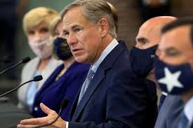 Texas Governor Threatens to Freeze Property Taxes of Cities That Defund  Police - WSJ