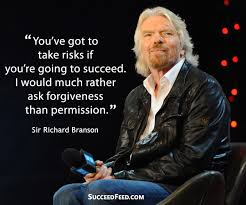 richard branson quotes about business life success succeed