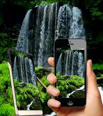 3d waterfall live wallpaper 7k34ijl 0