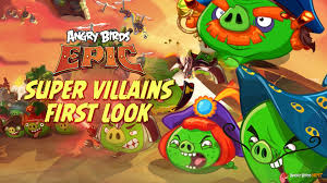 Angry Birds Epic Update Adds more Ways to Collect Enchantment Shards