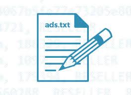 creating an ads txt file in wordpress