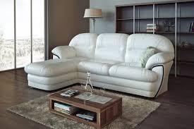 أريكة جلدية بيضاء 51 صور نماذج زاوية سوداء وبيضاء من الجلد