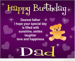 quotes about birthday of a father quotes