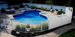 Safety Pool Fence