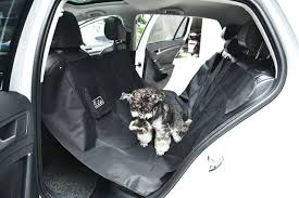 car seat cover for cat pet suv door van