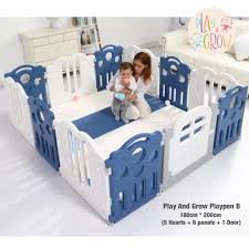 Indoor Kids Play Play Grow Playpen B On Hand Few Left 1st Purch Play Grow Philippines