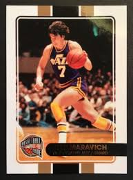 Pete Maravich - Hall of Fame Basketball Player