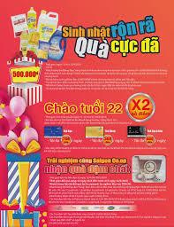 Co.opmart tung gói khuyến mãi gần 200 tỉ đồng mừng sinh nhật thứ ...