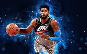 paul george okc basketball stars nba