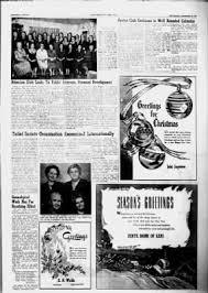 Lehi Free Press from Lehi, Utah on December 23, 1954 · 7