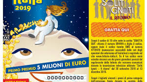 Lotteria Italia 2020, ecco i numeri dei biglietti vincenti: 5 ...