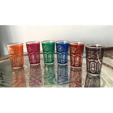 moroccan tea glasses moroccan mint tea