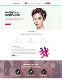 free beauty salon wordpress theme