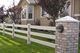 Affordable Ranch Rail Fences Diy Vinyl Products