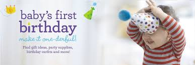 celebrate your baby s 1st birthday with