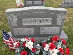 Myra White Jordan (1927-2003) - Find A Grave Memorial