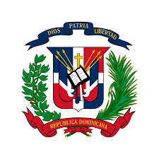 Coat Of Arms Of The Dominican Republic Logo Vector