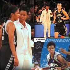 Vickie Johnson – Women's Sports & Entertainment Network