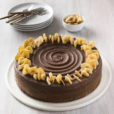 send banana chocolate cake to melbourne