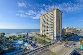 myrtle beach oceanfront vacation at the