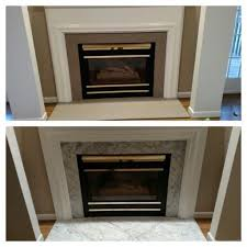 never liked my marble fireplace was