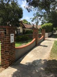 Some Bullnose Inverted Arches With Dwyer Brick Fences Facebook