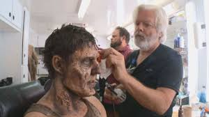 how walking dead cast transforms into