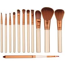 grace professional make up brush set