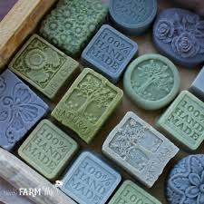 silicone molds for making handmade soap