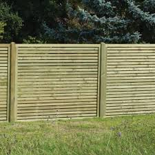 Kdm Slatted Fence Panels Solihull Tel 01564 702314